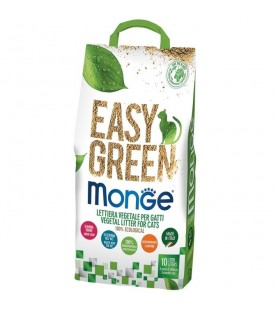 Monge Easy Green Lettiera Vegetale 10 lt - 3,8 kg SEC01028
