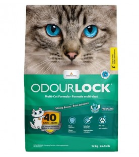 Odour Lock Calming Breeze 12 kg SEC01035
