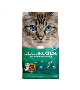 Odour Lock Calming Breeze 6 kg SEC01036