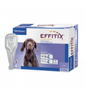 Effitix Cane Medium 10-20 kg 4 Pipette SEC01064