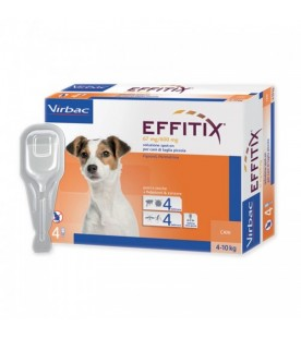Effitix Cane Small 4-10 kg 4 Pipette SEC01063