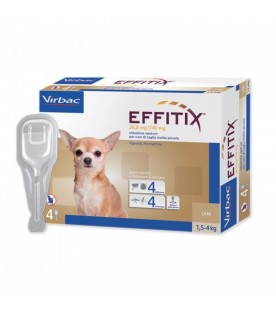 Effitix Cane Toy 1,5-4 kg 4 Pipette SEC01062