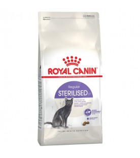 Royal Canin Feline Health Nutrition Regular Sterilised 2 kg SEC00099