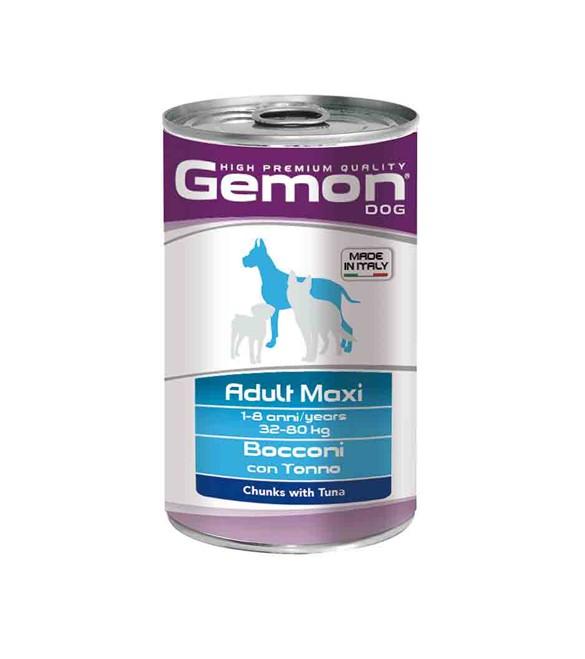 Gemon Dog Bocconi Tonno 1250 g. SEC01090