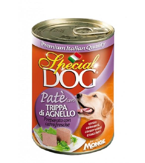 Special Dog Patè con Trippa di Agnello 400 g. SEC01134