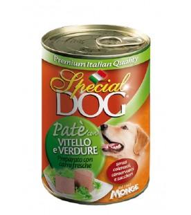Special Dog Patè con Vitello e Verdure 400 g. SEC01136
