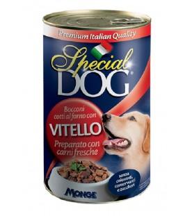 Special Dog Bocconi con Vitello 400 g. SEC01131