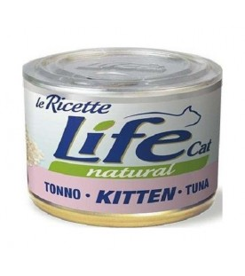 Life Cat Le Ricette Kitten Tonno 150 g. SEC01179