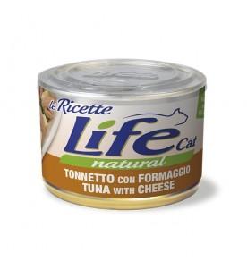 Life Cat Le Ricette Tonnetto con Formaggio 150 g. SEC01192