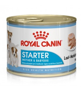 Royal Canin Canine Health Nutrition Starter Mousse 195 g. SEC01196