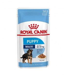 Royal Canin Size Health Nutrition Wet Maxi Puppy 140 g. SEC01195