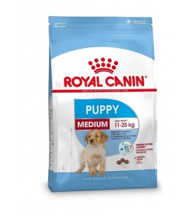 Royal Canin Size Health Nutrition Medium Puppy 15 kg SEC01200