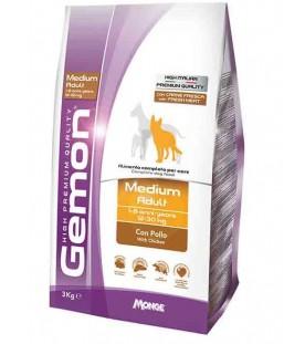 Gemon Cane Medium Adult Pollo & Riso 3 kg SEC01259