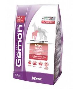 Gemon Cane Mini Adult Salmone & Riso 3 kg SEC01256