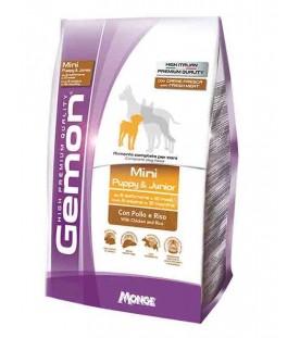 Gemon Cane Mini Puppy & Junior Pollo & Riso 3 kg SEC01253