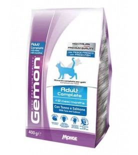 Gemon Gatto Adult Tonno & Salmone 1,5 kg SEC01264