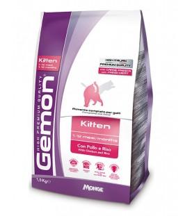 Gemon Gatto Kitten Pollo & Riso 1,5 kg SEC01265