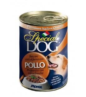 Special Dog Bocconi con Pollo 400 g. SEC01268