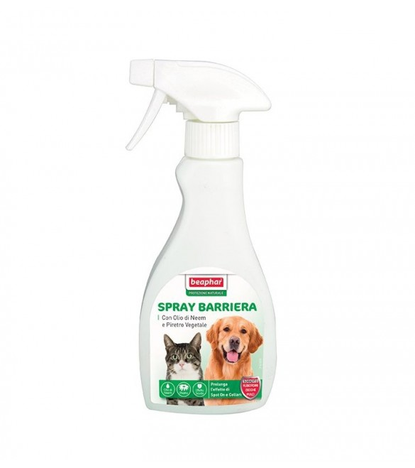 Beaphar PN Spray Barriera Cane e Gatto 250 ml SEC00661