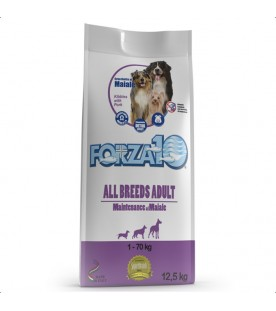 Forza10 Maintenance All Breeds Adult con Maiale 12,5 kg SEC01354