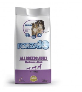 Forza10 Maintenance All Breeds Adult con Maiale 2 kg SEC01352