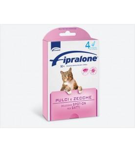 Fipralone Spot-On Gatto 4 Pipette SEC01413