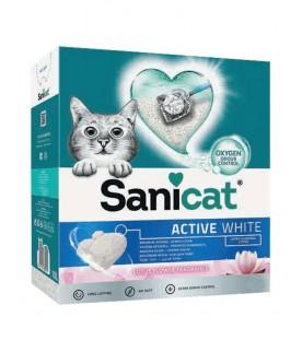 Sanicat Active White Fior di Loto 10 lt SEC01416