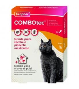 Beaphar ComboTec Spot-On Gatto 3 Pipette SEC01421
