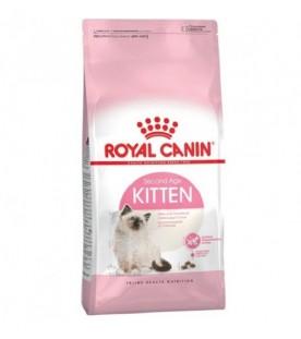 Royal Canin Feline Health Nutrition Second Age Kitten 400 g. SEC01428