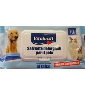 Salviette Igieniche al Talco 70 pz. SEC01576