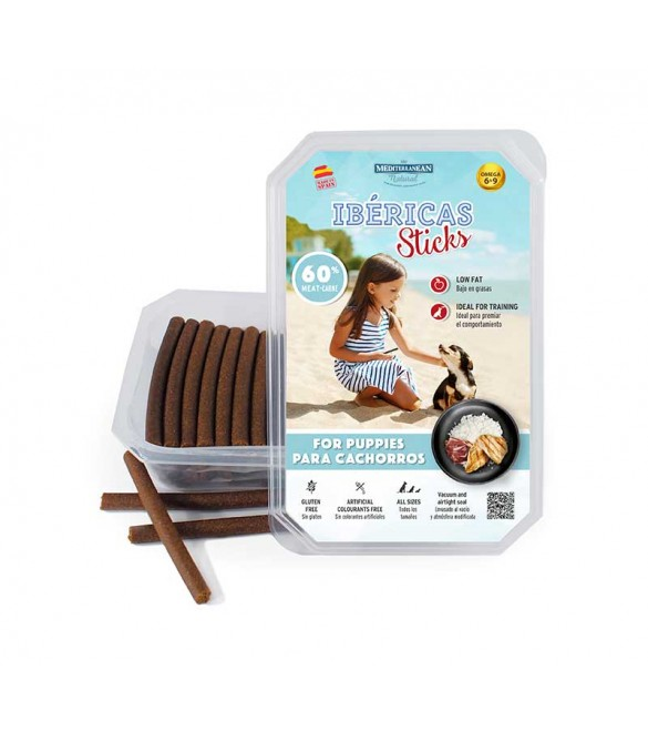 Ibèricas Stick for Puppies 350 g. SEC01548