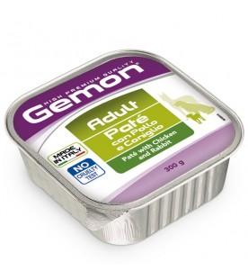 Gemon Dog Adult Paté con Pollo e Coniglio 300 g. SEC01581