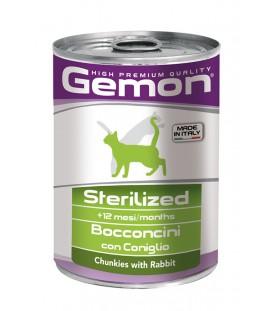 Gemon Cat Bocconcini Sterilized Coniglio 415 g. SEC00559