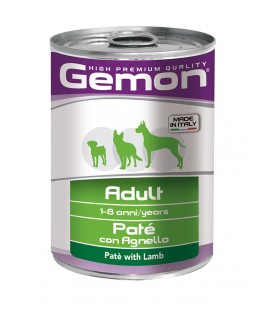 Gemon Dog Patè Adult Agnello 400 g. SEC00550