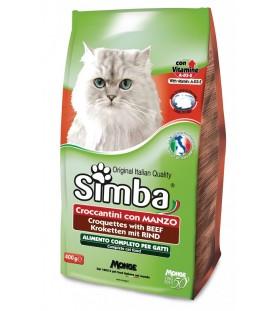 Simba Gatto Croccantini Manzo 2 kg SEC00093