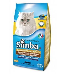 Simba Gatto Croccantini Pollo 2 kg SEC00092