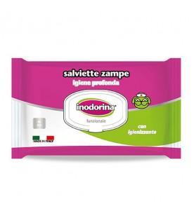 Salviette Inodorina per Zampe 40 pz. SEC00653