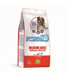 Forza10 Maintenance Medium Adult al Cervo con Patate 2 kg SEC00686
