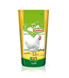 Mangime per Polli Galtieri Pollo Fattoria Farina 25 kg SEC00581