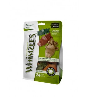 Whimzees Busta Alligatore S 24 pz. SEC00805