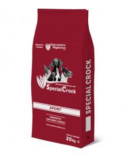 Crocchette per Cani Special Crock Sport 20 kg SEC00003