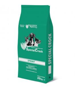 Crocchette per Cani Special Crock Sprint 20 kg SEC00002
