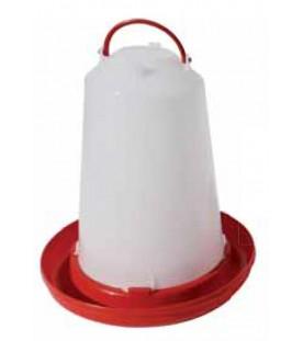 Abbeveratoio in Plastica con Manico lt. 10 - Art. 161 SEC00131