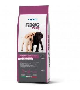 Crocchette per Cani Vincent Fidog Petty 20 kg SEC00017