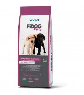 Crocchette per Cani Vincent Fidog Petty 4 kg SEC00018
