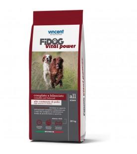 Crocchette per Cani Vincent Fidog Vital Power 20 kg SEC00016