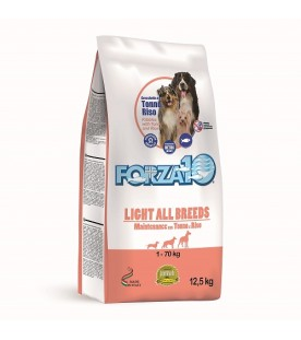 Forza10 Maintenance All Breeds Light con Tonno e Riso 12,5 kg SEC00584