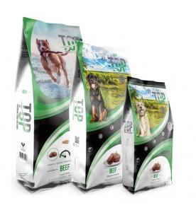 Crocchette Top Premium Food Dogs Beef 20 kg SEC00451