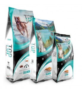 Crocchette Top Premium Food Dogs Salmon 3 kg SEC00354