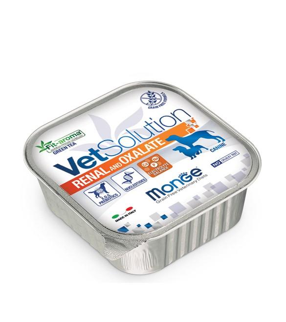 Monge VetSolution Dog Renal and Oxalate 150 g. SEC00542